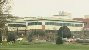 Stafford Hospital is now known as County Hospital