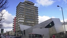 London Metropolitan University.