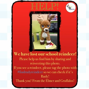 Can you help find Rudy?