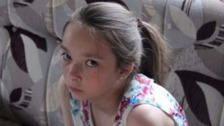 A carol service will be held in memory of Amber Peat in Mansfield