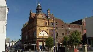 Palace Theatre in Plymouth