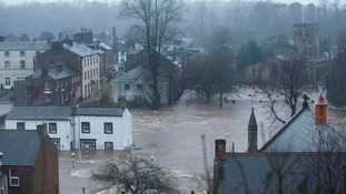 Appleby was badly hit on 5 December.