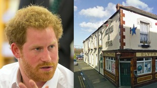 Ex-comrade of Prince Harry offers veterans free Christmas dinner at Northumberland pub