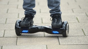 Alleged thief 'stole crate of Lucozade while riding hoverboard'