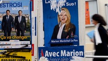 The right-wing National Front is looking to consolidate gains it made in the first round