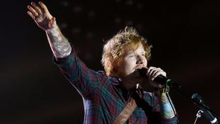 Ed Sheeran announces he is taking break from social media