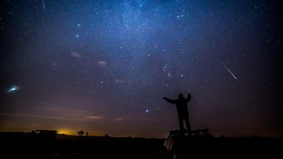 Dazzling meteor showers set to light up the night sky