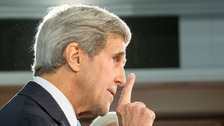 John Kerry: Libyan factions ready to sign agreement.