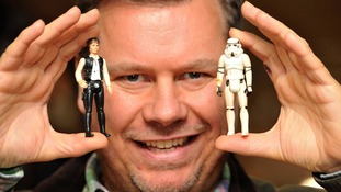 A retro toy shop in Sheldon is selling rare Star Wars characters