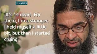 'For them, I'm a stranger... It broke my heart': Ex-Guantanamo detainee Shaker Aamer tells of emotional family reunion