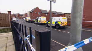 Four arrested over murder of 23-year-old man in Bolton
