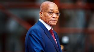 Appointment of third South African finance minister in a week leaves Zuma's future in doubt