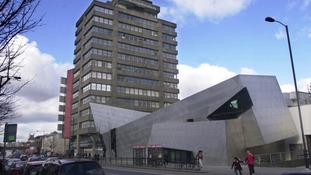 File photo of London Metropolitan University's campus on Holloway Road, north London