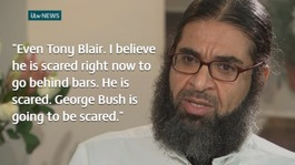 Shaker Aamer: Give Blair and Bush immunity to talk about torture