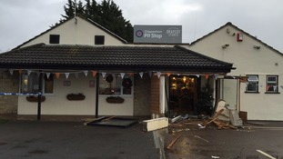 Motorway Pit Stop restaurant re-opens to serve breakfast to truckers just hours after huge raid