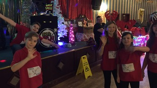 9-year-old throws Christmas party for Redcar steel children