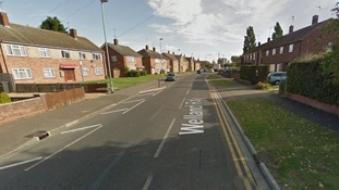 Welland Road in Dogsthorpe.