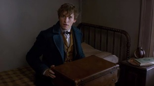 Fantastic Beasts and Where to Find Them trailer: First glimpse of JK Rowling's Harry Potter spin-off