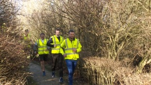 Olly is one of 4 members of the Nationwide Ex-Military Community are running 80 miles in 24 hours with the aim of raising £5000 for homeless veterans.