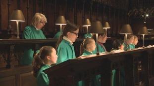 Carlisle chorister