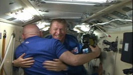 British astronaut Tim Peake boards International Space Station