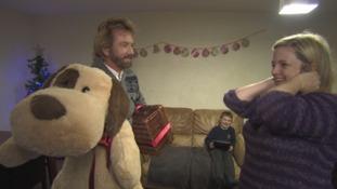Noel's Christmas giveaway