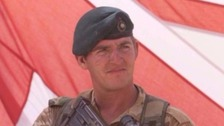 Alexander Blackman is serving 8 years in prison for murdering a Taliban insurgent.