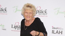 Nanny Pat died on Wednesday morning after a short illness.