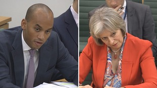 Chuka Umunna tells Theresa May: 'You're not some Nigel Farage tribute act'