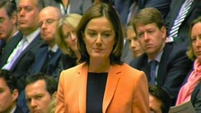 Telford MP Lucy Allan faces questions over allegations she made in a Facebook post.