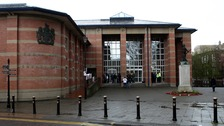 The 21-year-old was jailed for 40 months at Stafford Crown Court.