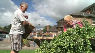 The World Championship Hop Pocket Race which takes place tomorrow