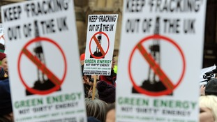 Campaigners say the licences could open up the country to fracking.