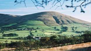 The Trough of Bowland has been offered as an area for exploration