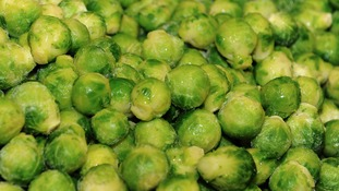 Do you have sprouts on Christmas day?