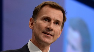 Health Secretary Jeremy Hunt said an investigation would be launched in the coming days.