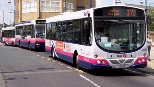 Replacement bus services due to emergency incident