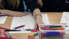 Kingsmead Year 7 pupils will no longer be going on trips to France and Germany.