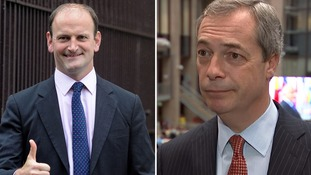 Nigel Farage insists he has Ukip backing as his only MP calls for change of leader
