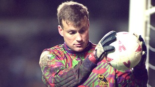 Golden goal: Kevin Pressman becomes Sheffield Wednesday hero with FA Cup penalty joy