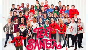 Here are a few of your festive photos for Text Santa #XmasJumper Day
