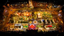 Manchester's world famous Christmas markets