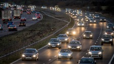 The M5 is set to be one of the worst-affected by Christmas queues.
