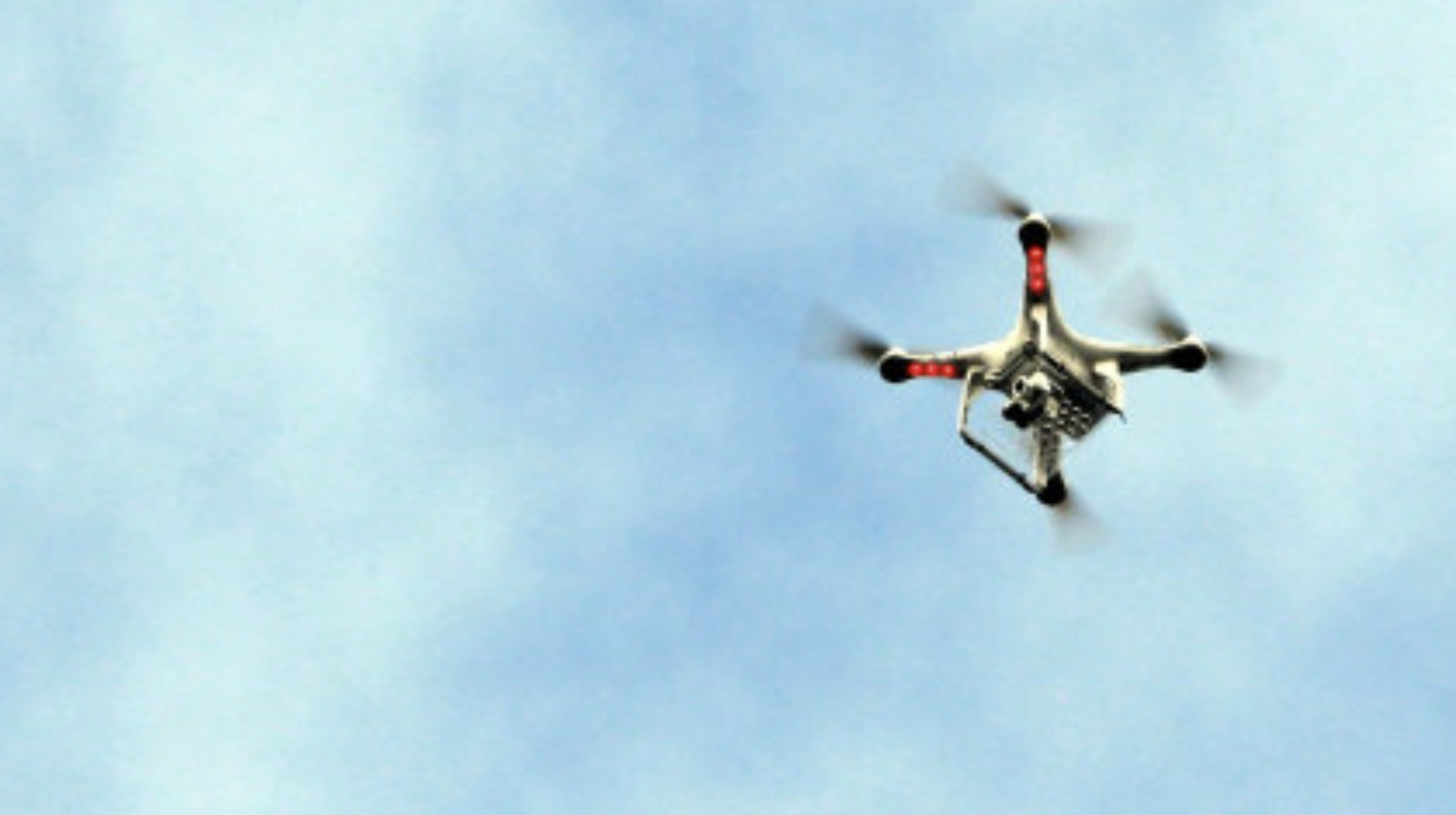 Drone warning after aeroplane near-misses   Meridian - ITV News