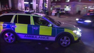'Busy' but successful Black Friday busy for ambulance services