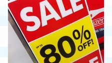 Retailers are predicted to slash prices by up to 80 percent