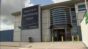 It's the busiest day of the year for East Midlands Airport