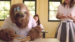 Stoner Sloth anti-drugs campaign leaves viewers scratching their heads