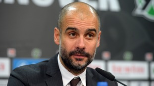 Pep Guardiola will leave Bayern Munich at the end of the season
