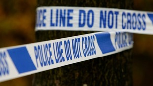 Forensic officers have been at the scene in Lower Bristol Road